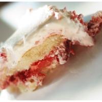 Raspberry Amaretto Trifle