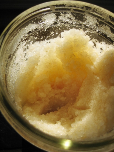 Peppermint-Eucalyptus Sugar Scrub Recipe